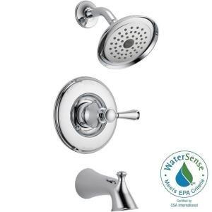 American Standard Chatfield Single Handle 3 Spray Tub And Shower