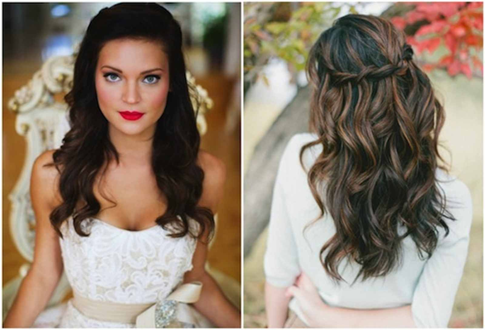 Inspire for you long wedding hairstyles hairstyles with curls