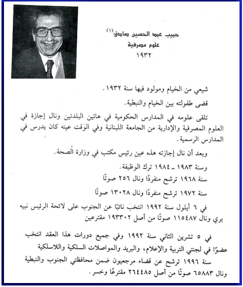 مدونة جبل عاملة حبيب صادق Blog Math Blog Posts
