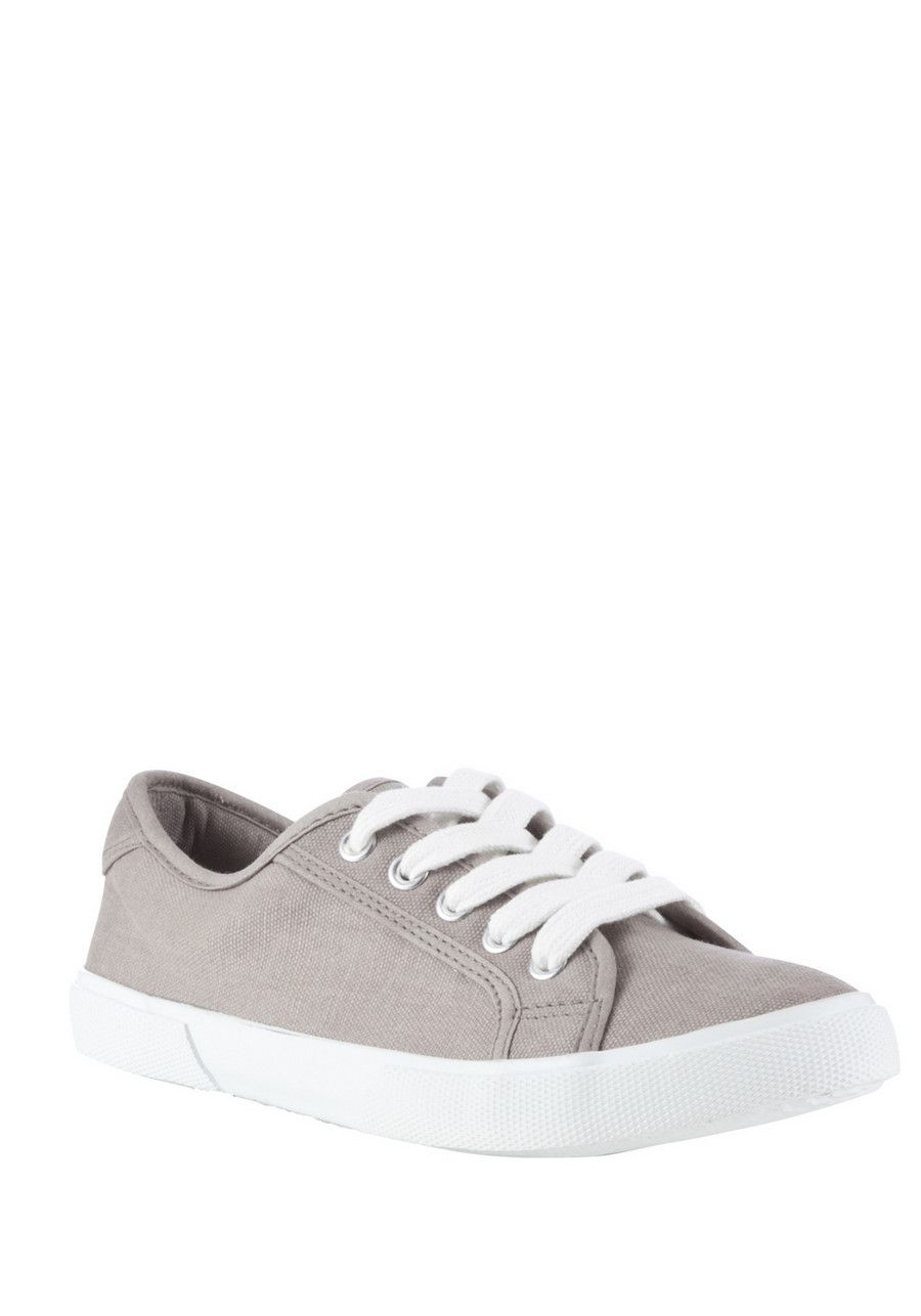 tescos new white shoes
