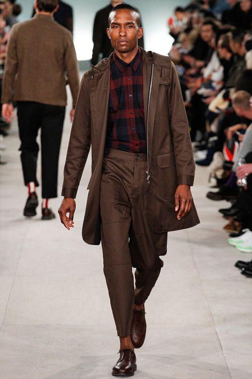 Oliver Spencer FW16.  menswear mnswr mens style mens fashion fashion style runway oliverspencer