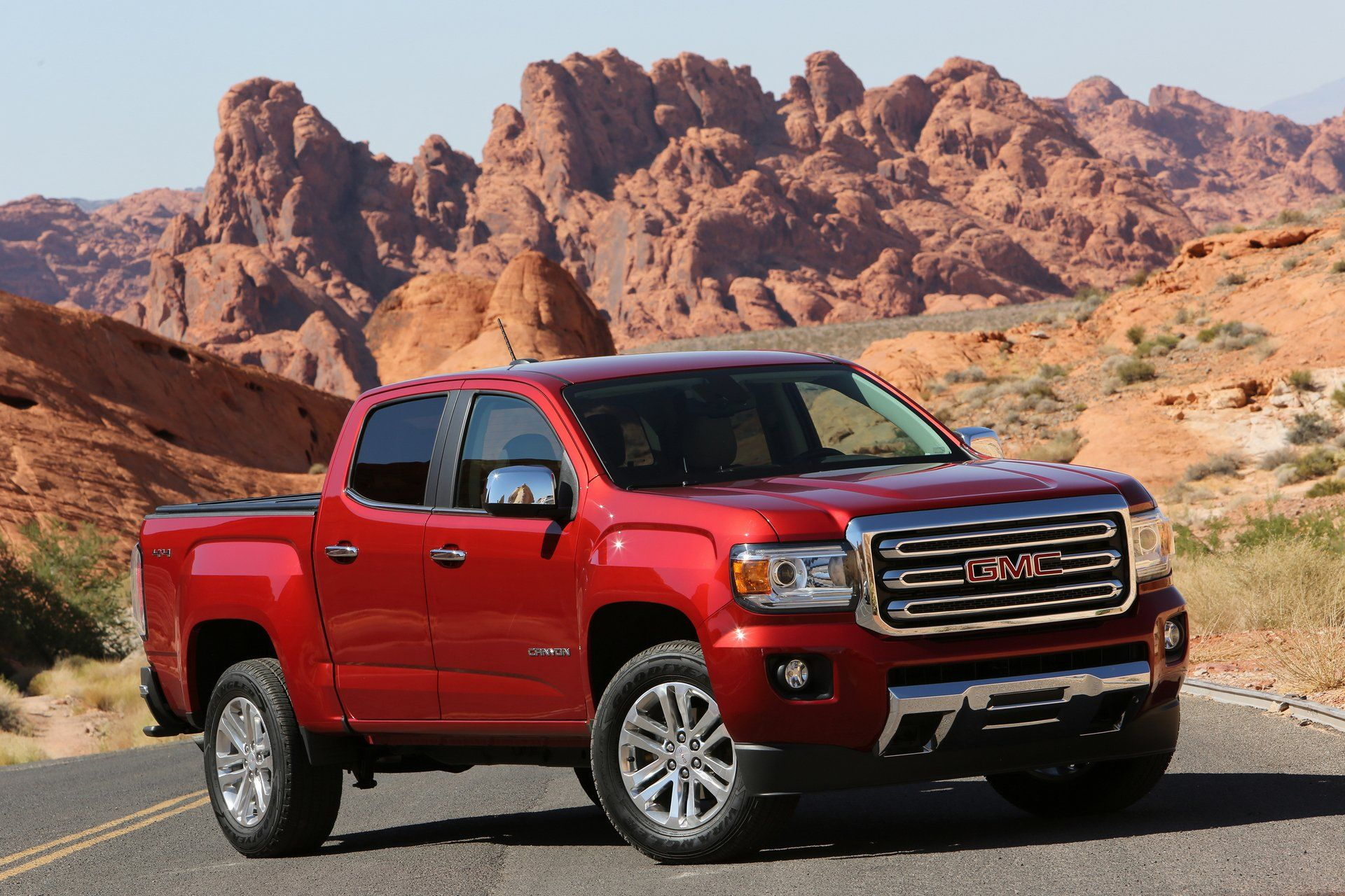 Gmc Canyon And Sierra Ranked Among Highest For Resale Gmc Canyon Canyon Diesel Gmc Trucks