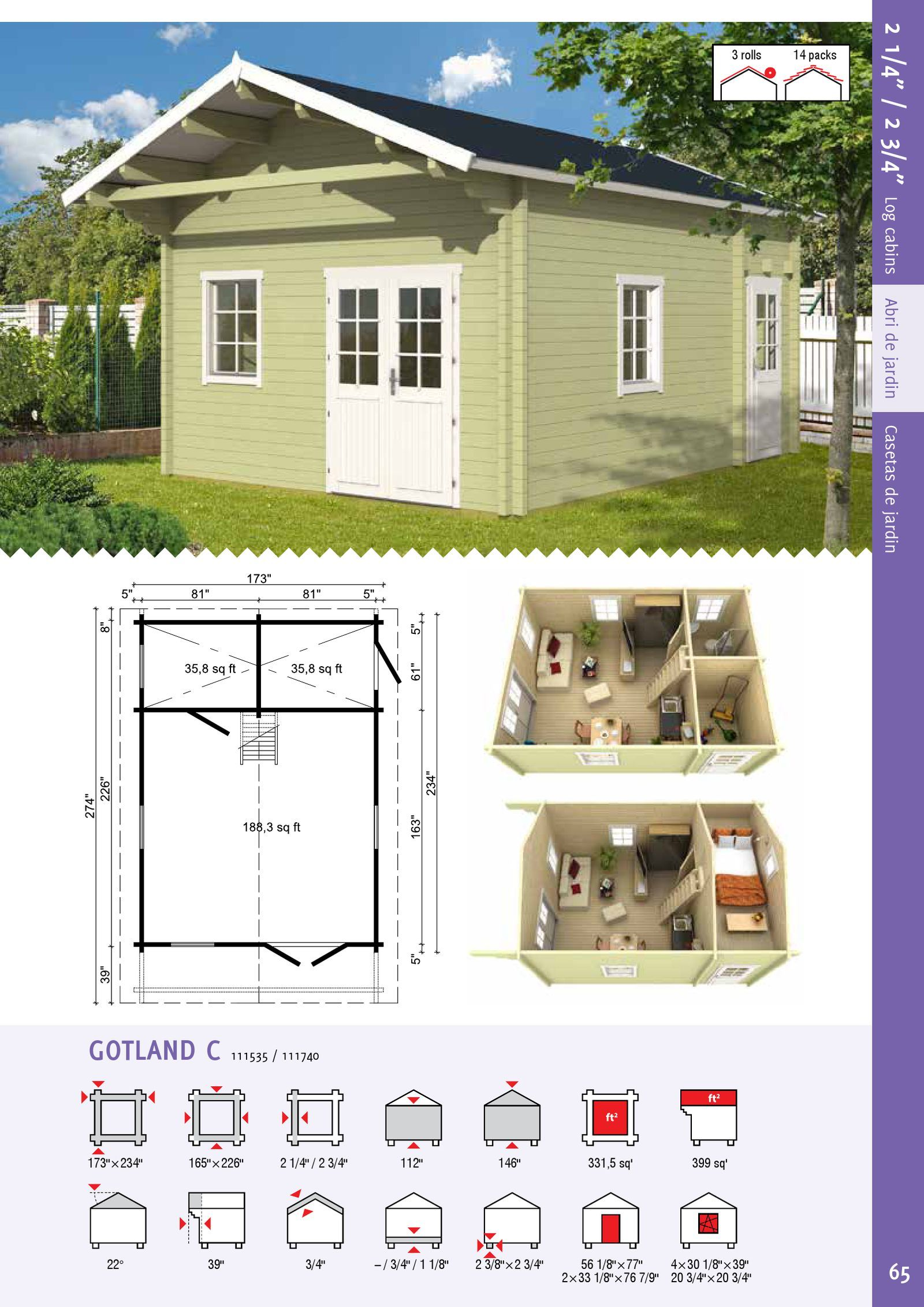 2014/2015 Product Catalog Affordable Portable Structures