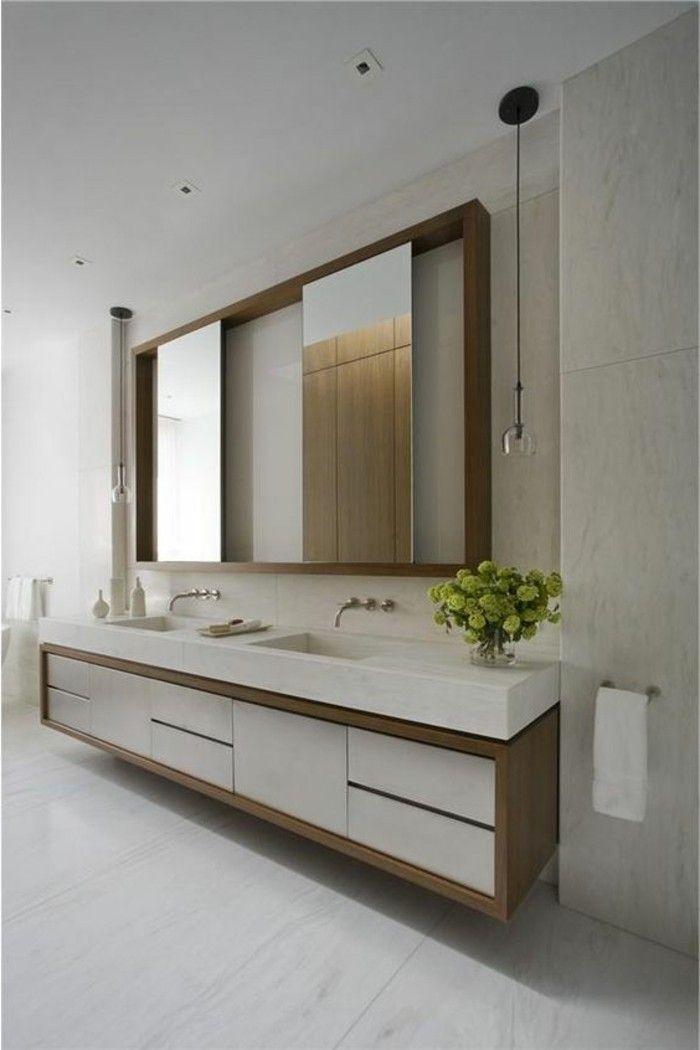 L\' armoire de toilette, quel design choisir et quel matériau?