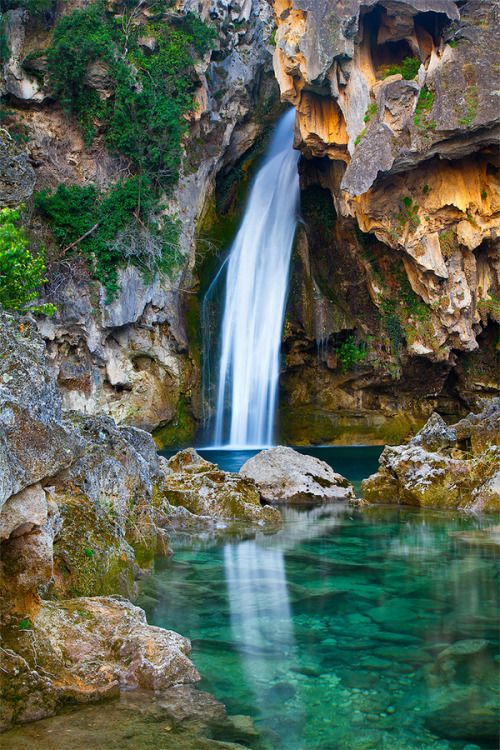 Salto de los Organos, Sierra de Cazorla, Spain  Photo by travelpix photography