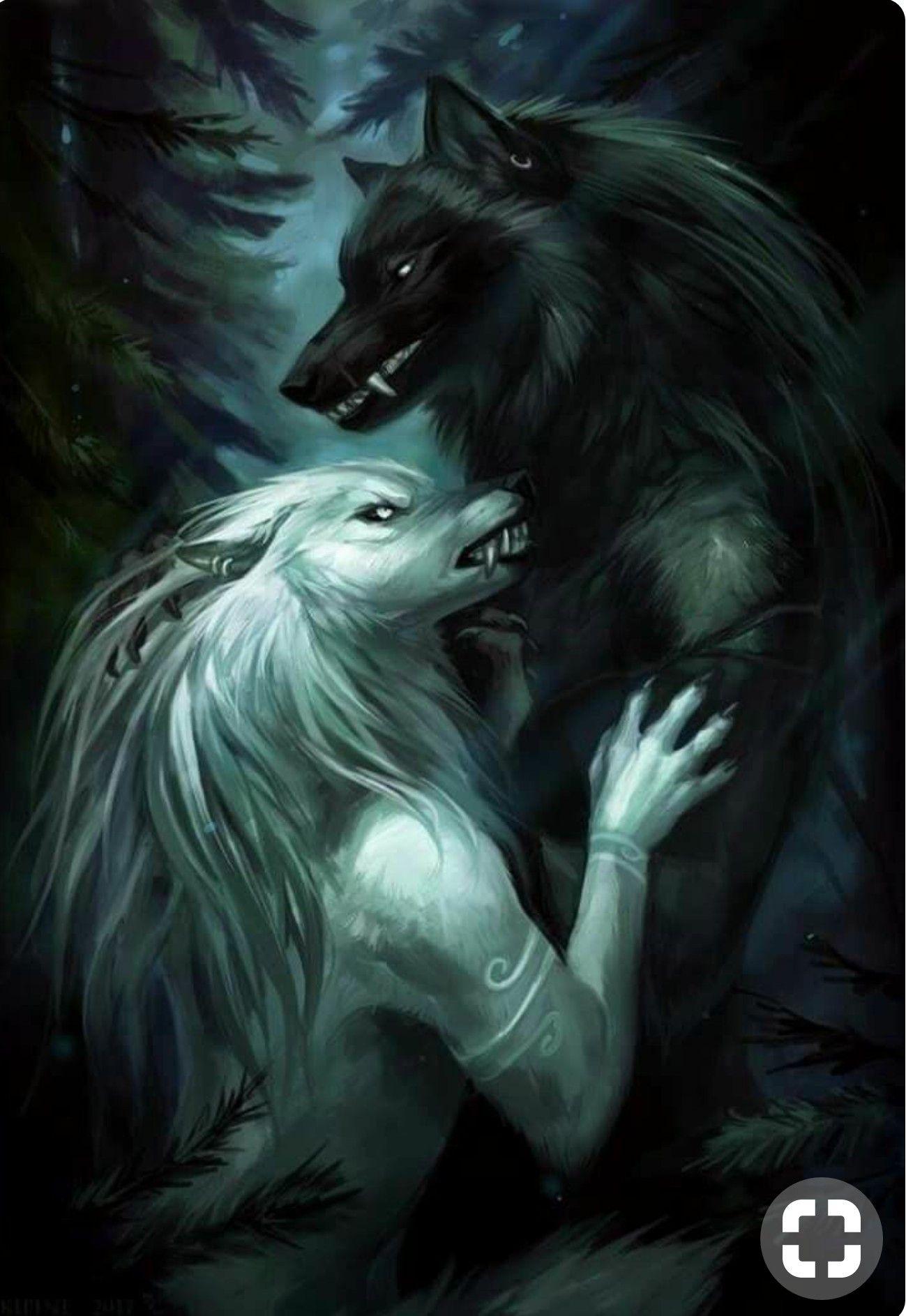Картинки оборотни волки романы