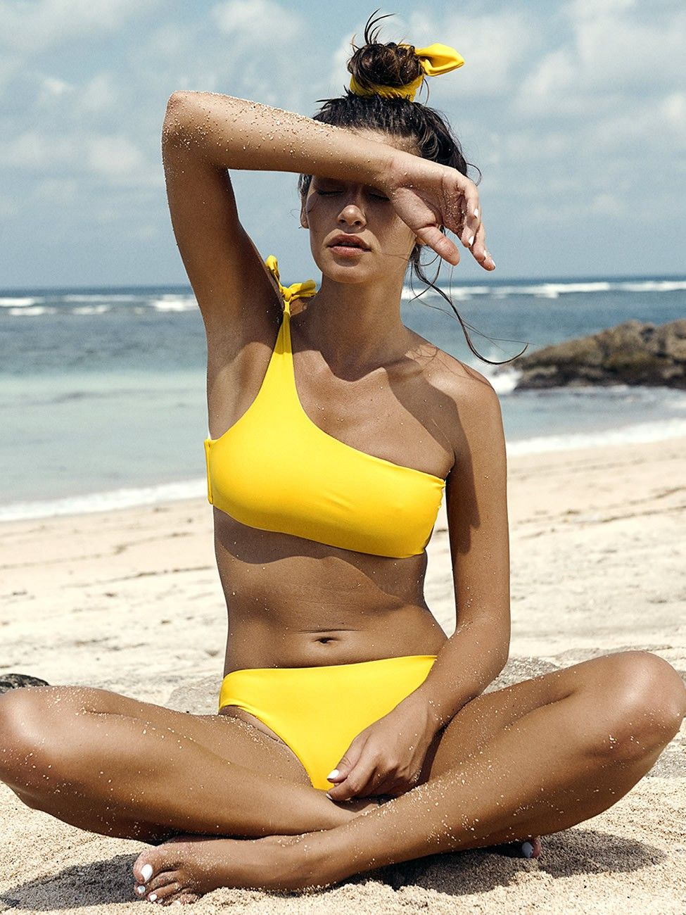 Join. All one shouldered bikini in shape personal messages