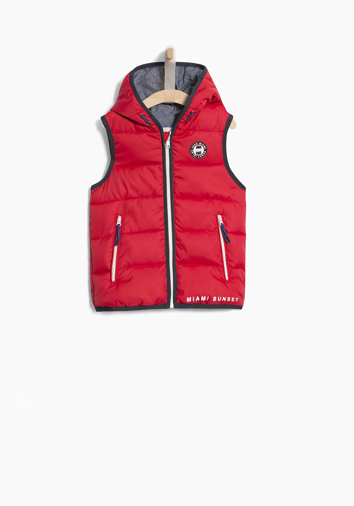 d53e6a2bf Boys  red down jacket