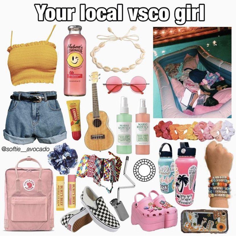 #vscogirl