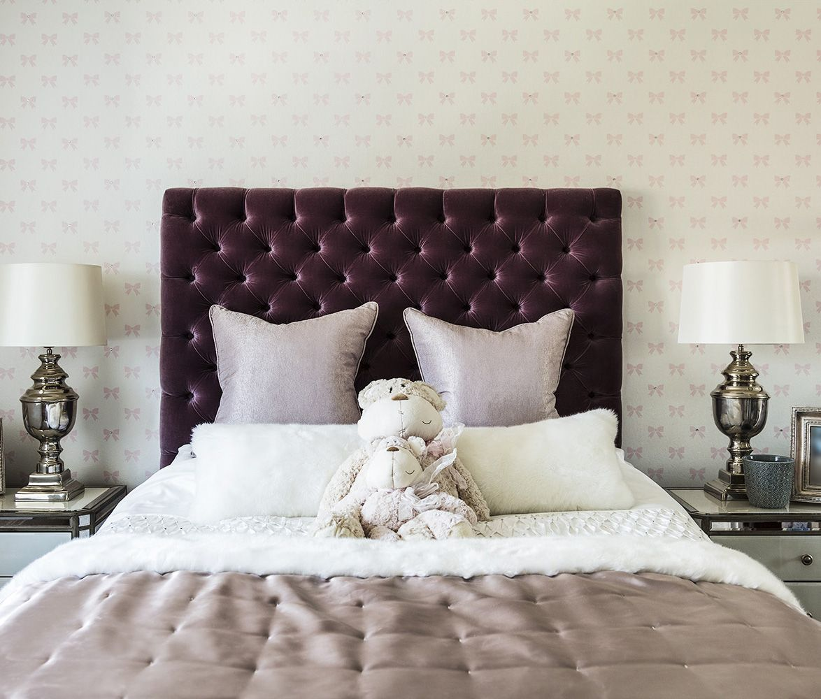 Rossini Luxury Upholstered Headboard A Stunning Addition To Any