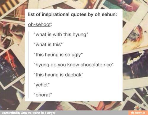 Oh Sehun