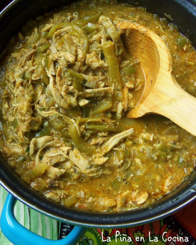 Cocina Verde Recipes Chicken Chile Verde Chileverde Chickenchileverde Lewis In
