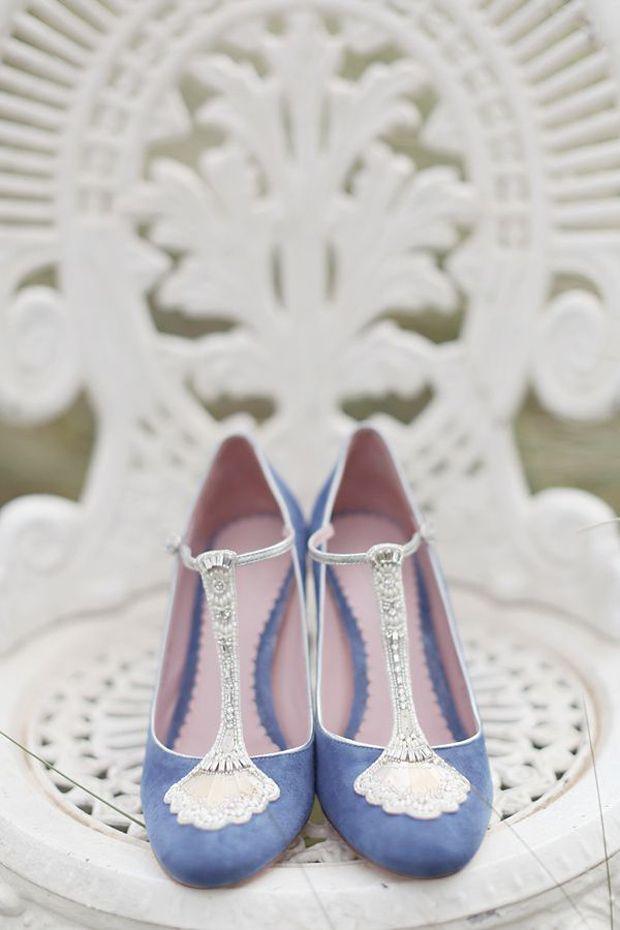 Cornflower Blues Wedding Inspiration Colour Ideas