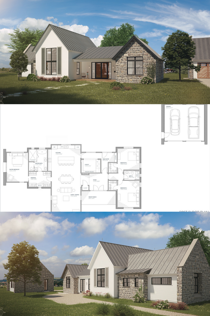 Mirandaise Farmhouse Style House Farmhouse Design Farmhouse Exterior