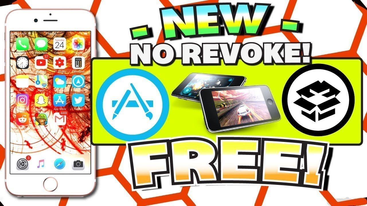 Get FREE PAID Apps + HACKED Games + Cydia Tweaks (NO