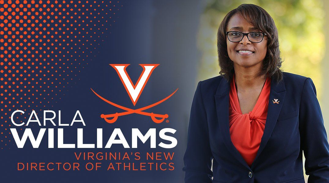 Excited to announce Carla Williams as our new director of athletics
