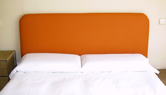 How To Make A Curved Padded Headboard