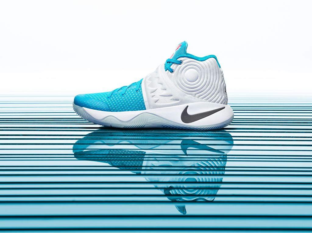 This Kyrie Irving Shoe Is Inspired by the Abominable Snowman. Yup, can see  the � Sneakers NikeKyrie ...