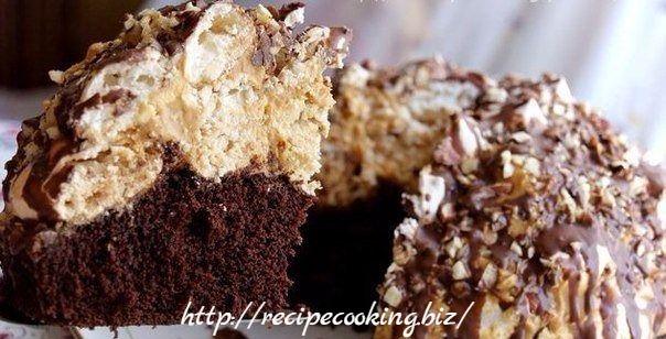 HOME Truffle Cake