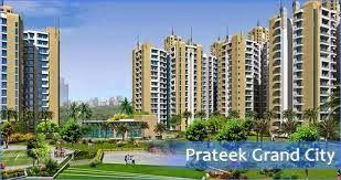 Prateek Grand City Ghaziabad India City Grands Real Estate