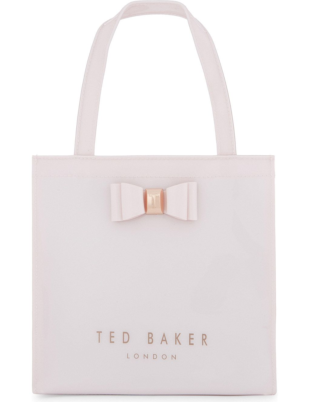 728f98dcf7b TED BAKER Jenacon bow detail icon bag | ของดีน่าซื้อ | Bags, Ted ...