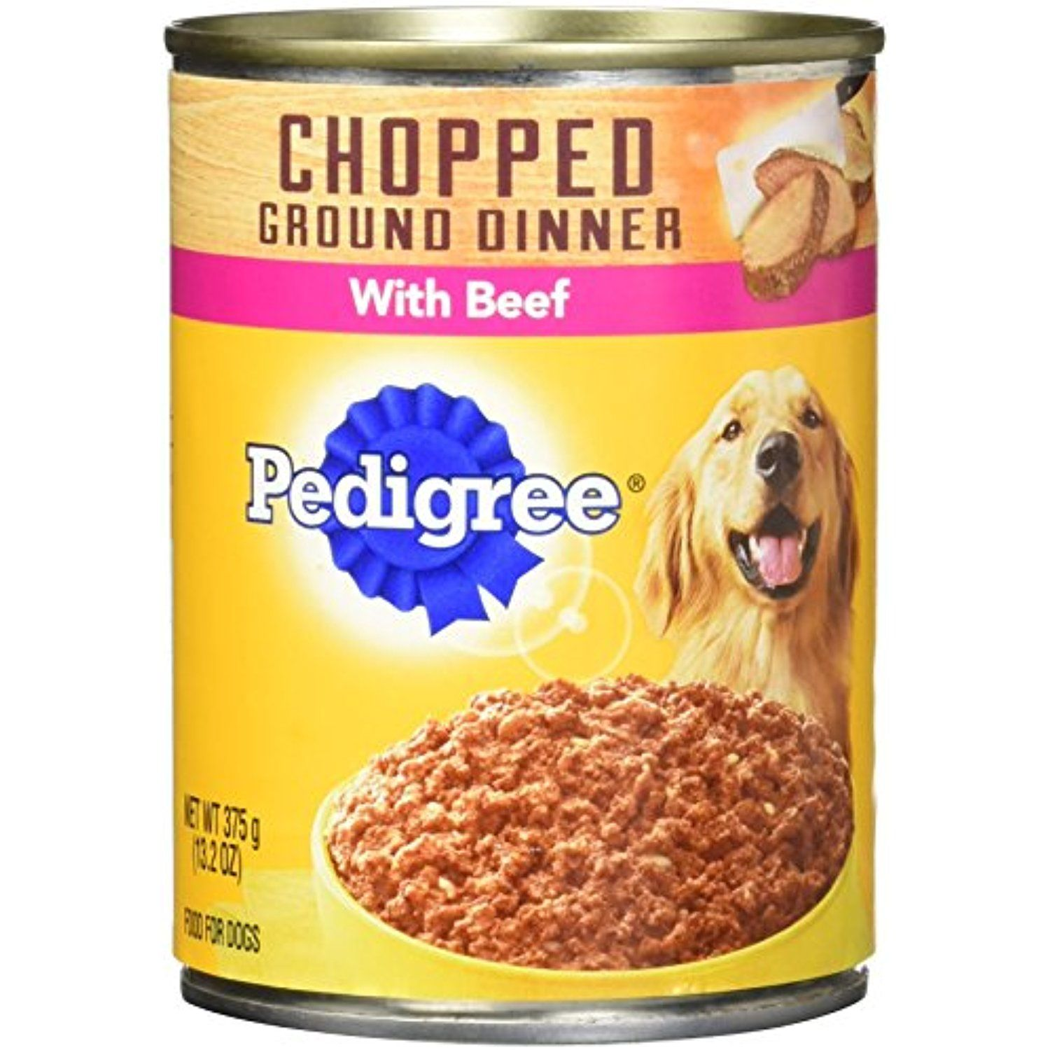 Pedigree Chopped Ground Dinner Multipack Dog Food 13 2 Oz Each 6