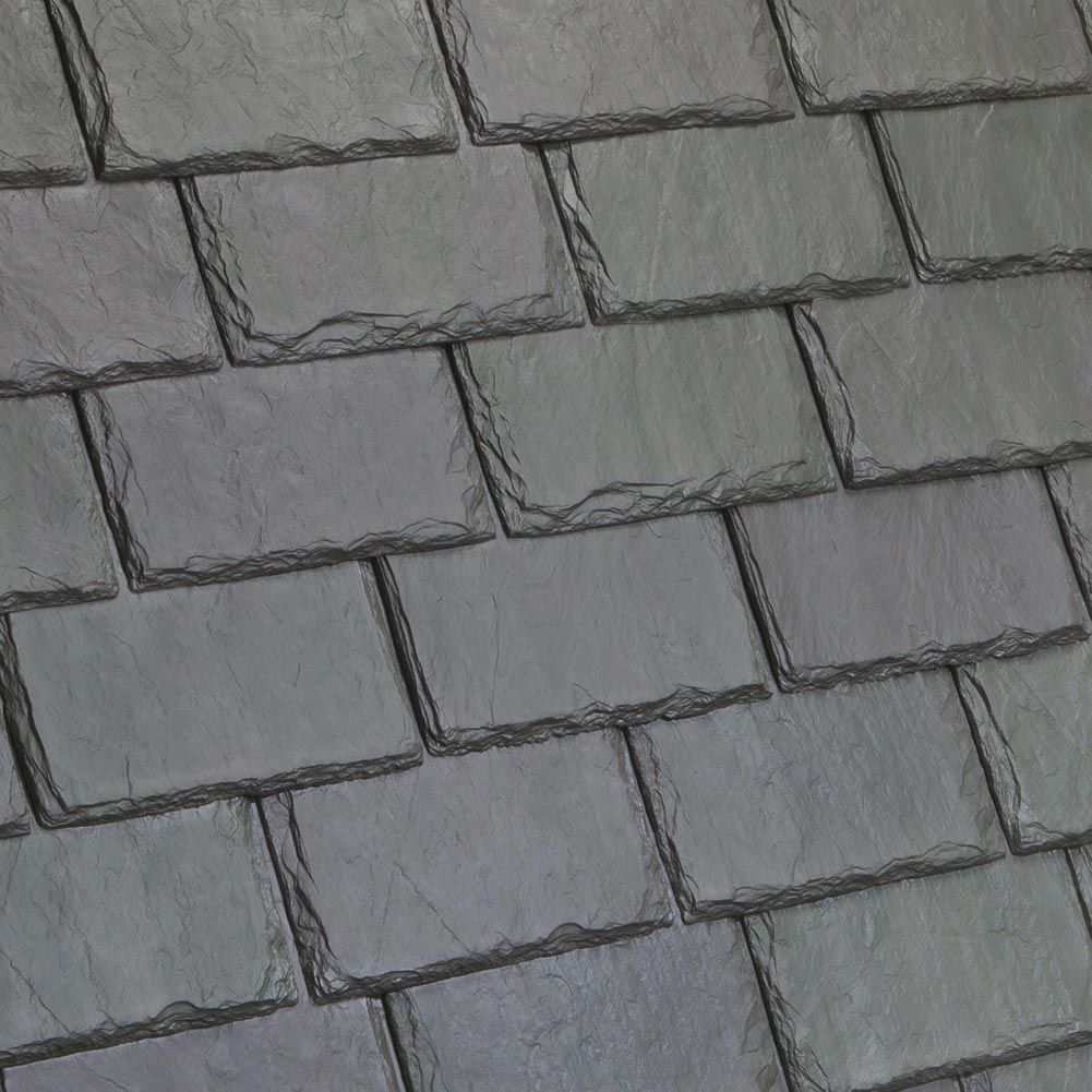 Single Width Composite Slate Roofing Rubber Slate Roof Slate Roof Tiles Slate Roof Shingles