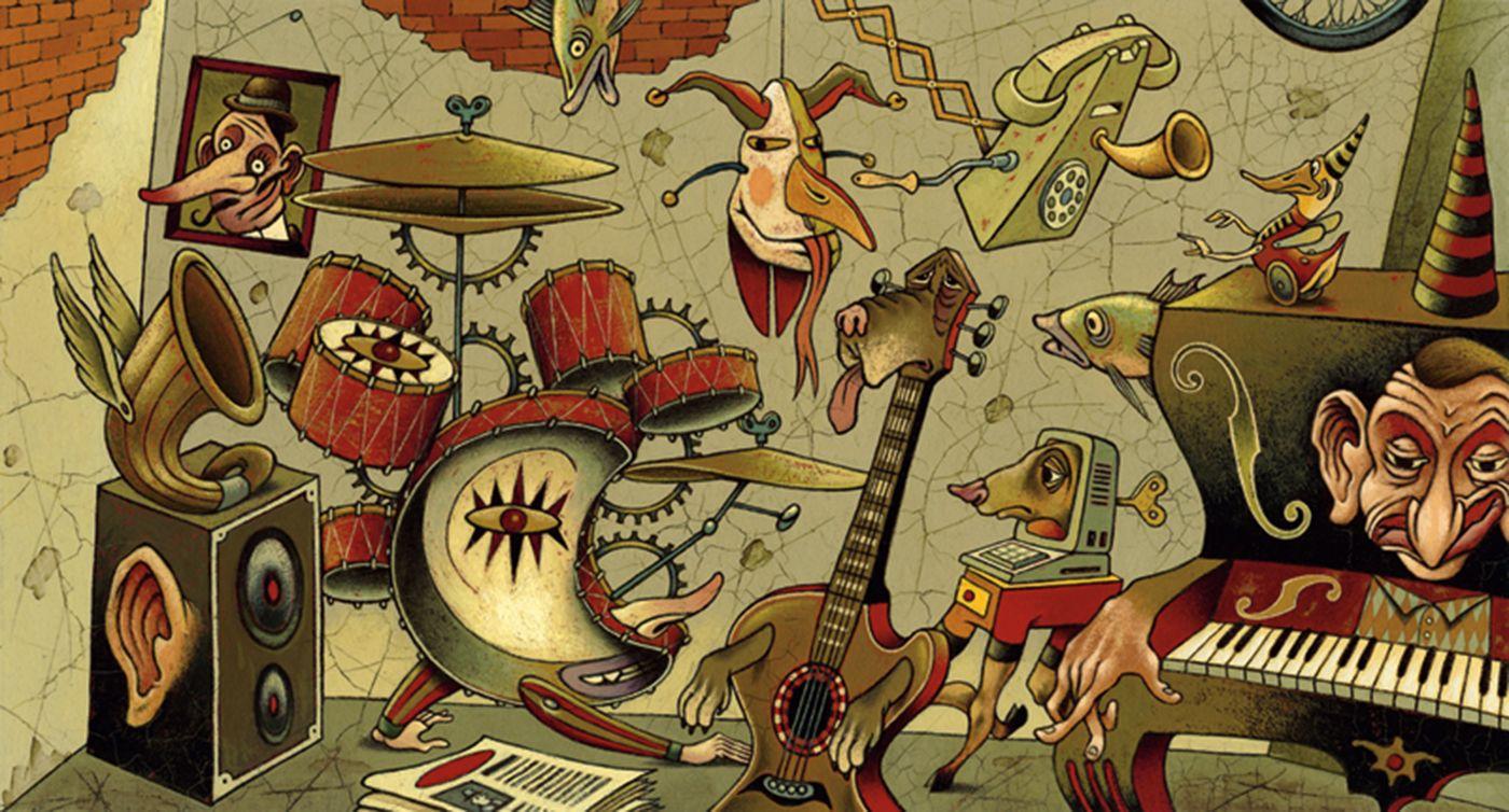 Pol Turgeon Art, Illustration, School of visual arts
