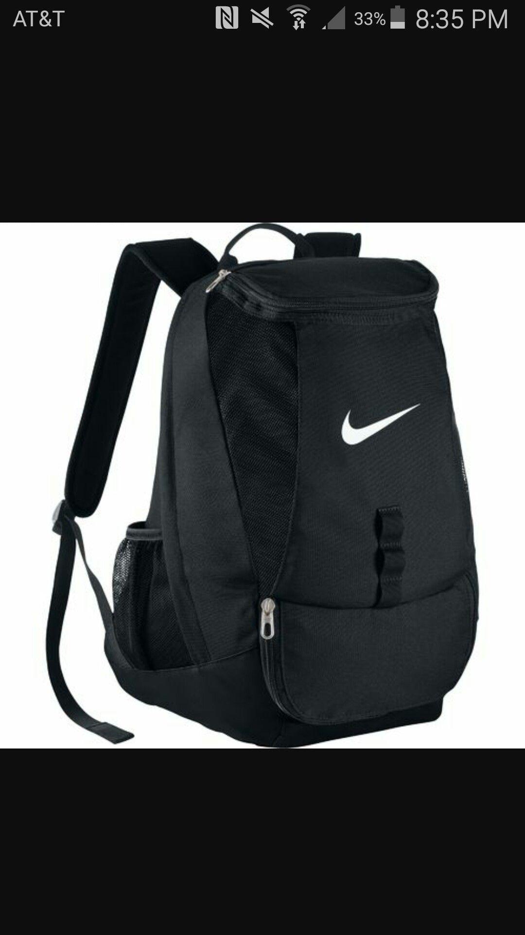 Soccer image by Maylynn 260 Soccer backpack, Nike soccer