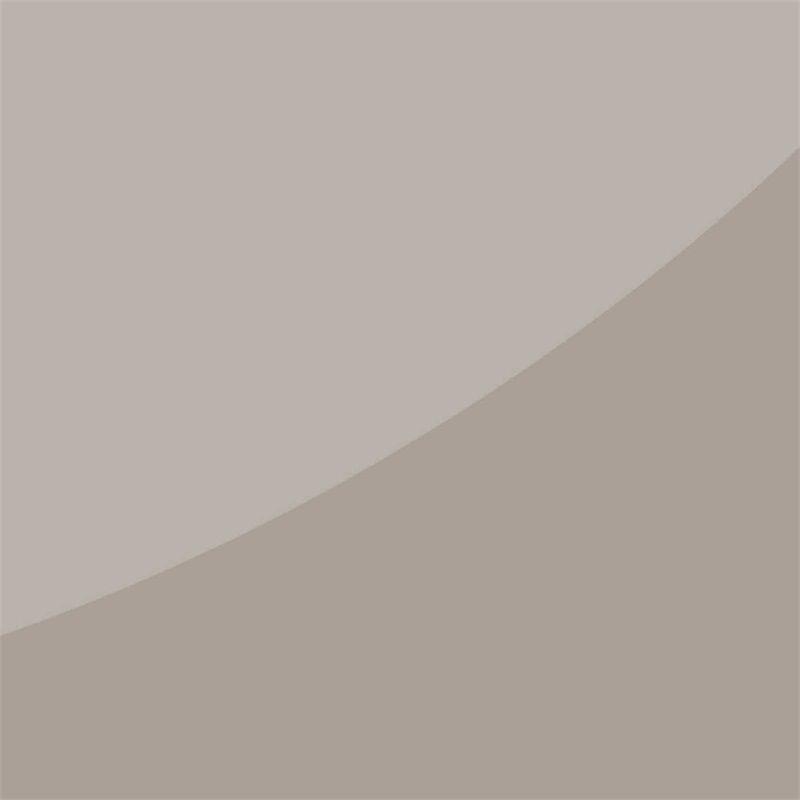 Zenolite Acrylic Kitchen Splashback Panel - 244 x 60.5 x 0.4cm - Mocha