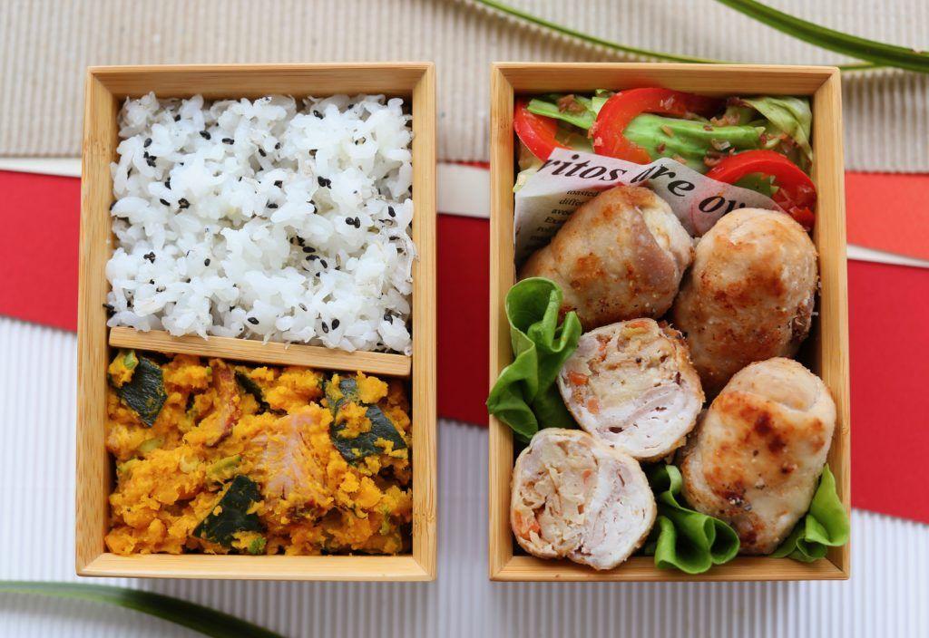 肉巻き弁当の簡単レシピ 北斗晶さんのさつま揚げ肉巻き レシピ レシピ 食品と飲料 お弁当