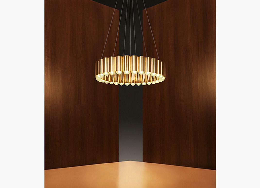 Carousel Polished Gold Chandelier By Lee Broom Lighting Inspiration Interior Lighting Chandelier Pendant Lights