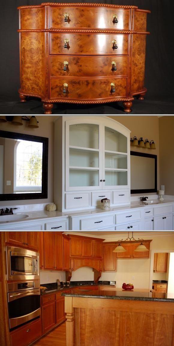 Custom Furniture Making Custom Furniture Design Custom Furniture Refinishing Cabinets