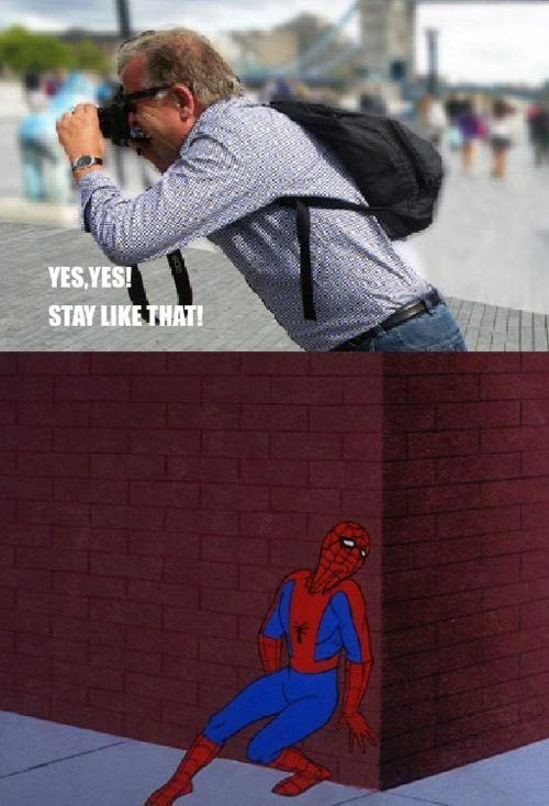 Funny Spiderman Memes Funny Pictures Spiderman Spiderman Meme