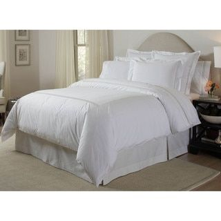 Shop for Pointehaven Embroidered 3-piece Duvet Set and Euro Sham Separates. Free Shipping on orders over $45 at Overstock.com - Your Online Fashion Bedding Outlet Store! Get 5% in rewards with Club O!