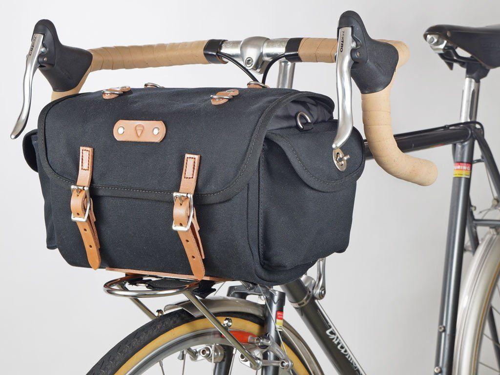 Tour Randonneur Vintage NOS Pashley Front Handlebar Bag Basket Support