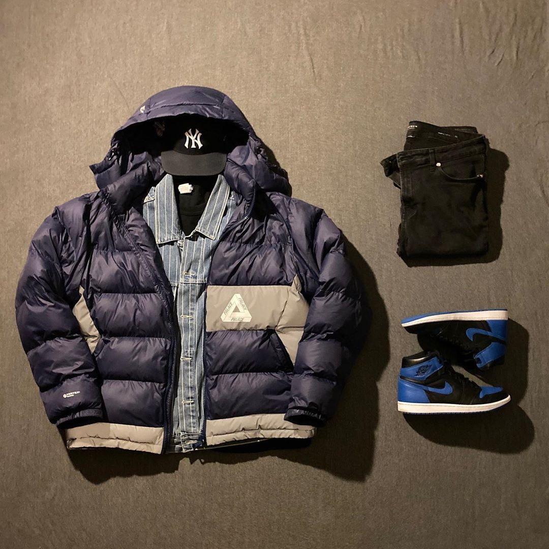 Richard Stephan On Instagram Outfitgrid Dennistodisco Jacket Palace Jean Jacket Supreme X Levis Shirt Outfit Grid Winter Jackets Mens Fashion [ 1080 x 1080 Pixel ]