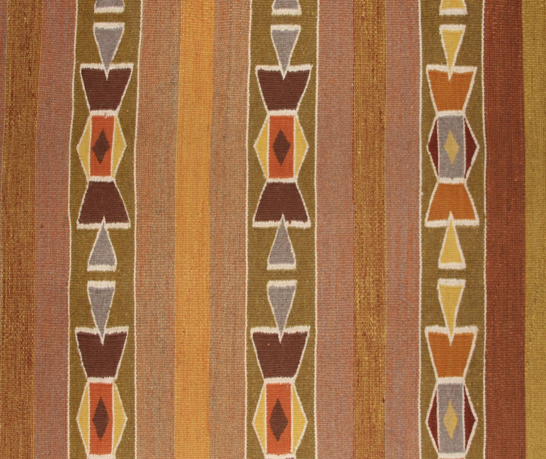 Vegetable Dye Rug : Extraordinary Vegetable Dyed Navajo Rug By Betty Begay  #401