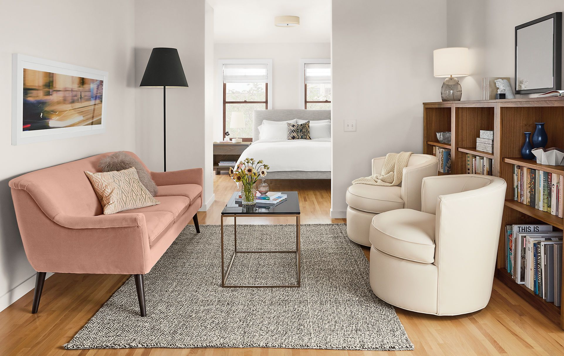 Ideas And Advice Furniture For Small Spaces