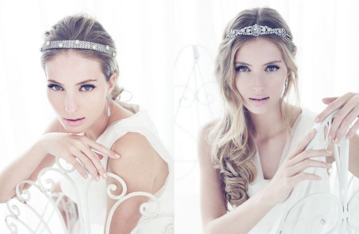 Gorgeous Bridal Beauty Looks to Show Your Wedding Makeup Artist