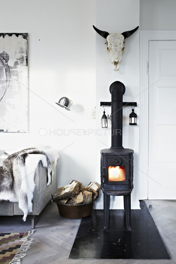 Love The Look But A 90 Degree Angle In A Wood Stove Pipe