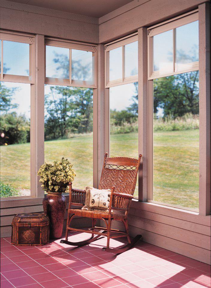 three season porch windows enclosed porch eze breeze windows 3season 4season rooms home pinterest