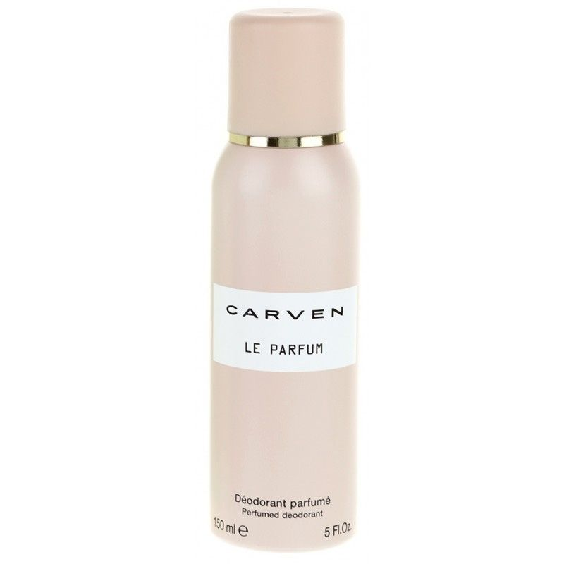 Carven Le Parfum Perfume Deodorant 150ml 0050342 Carven Le Parfum, simplicity, freshness, captivating charm and a couture spirit make this a fragrance which encapsulates the energy of Carven fashion. It opens with the spontaneity of Mandarin Blossom http://www.MightGet.com/may-2017-1/carven-le-parfum-perfume-deodorant-150ml-0050342.asp