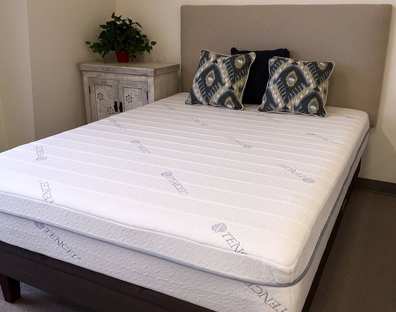11 Inch Designed To Sleep Tencel Infused Memory Foam Mattress Queen To View Further For This Item Visit The Mattress Comfort Mattress Queen Mattress Size