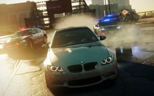 Criterion Developed Need For Speed Most Wanted Is Now Official, Box Art And First Screenshot Released