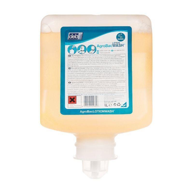 Savon Deb Agrobac Lotion Wash Pour Distributeur Deb Stoko