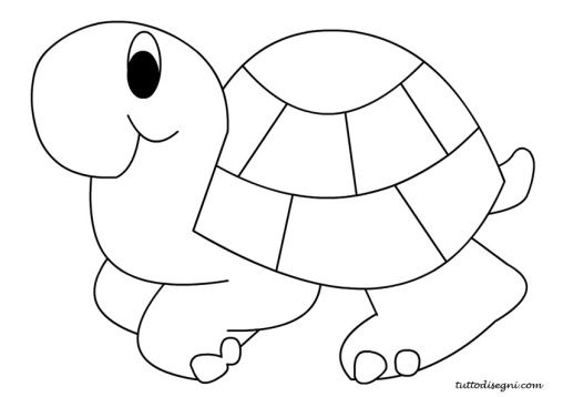 Animali Tuttodisegni Com Disegni Da Colorare Disegno Animale Disegno Per Bambini