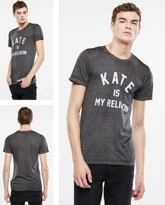Eleven Paris T-Shirt, Neu, GrM, Kate is my Religion eBay My