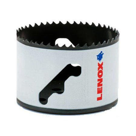 Lenox Speed Slot 3 In Dia X 1 5 In L Bi Metal Hole Saw 1 2 In 1 Pc Hole Saw Slotted Hole Metal