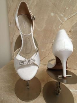 Angela Nuran Astoria Hi 2011 Wedding Shoes $70
